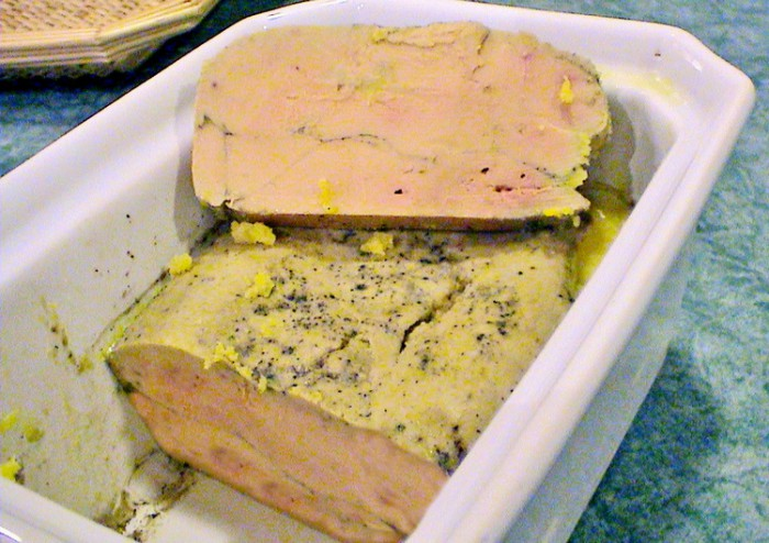 Quel cognac pour foie gras